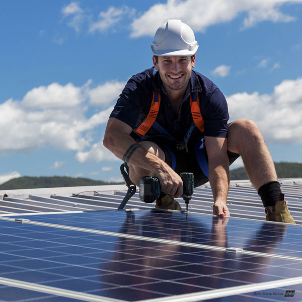 Solarpower - Server Cooling Systems